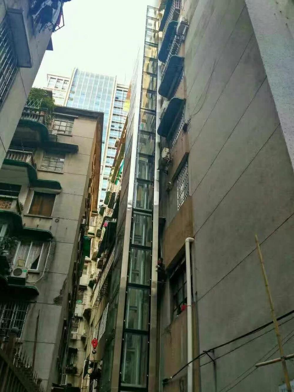 广州越秀微梯项目|公司新闻-河南新辉电梯工程有限公司