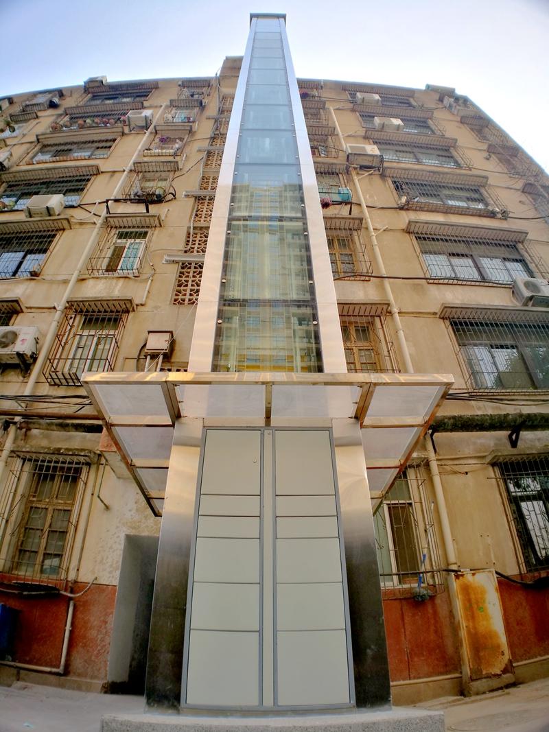 湖北襄阳微梯项目 公司新闻-河南新辉电梯工程有限公司